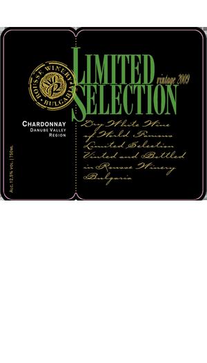 LIMITED_Chardonnay_Etiket