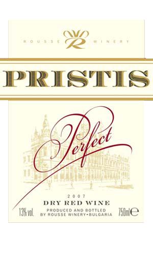 Pristis_Perfect_etiket