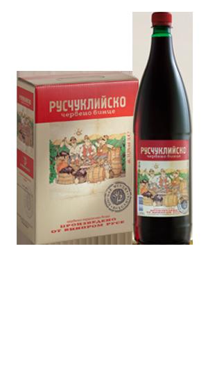 Ruschukliysko_cherveno_etiket